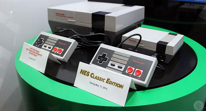 Nintendo NES Classic 29 Haziran'da geri dönüyor!