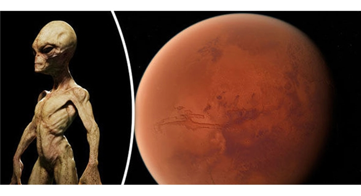 İnsanlar Mars'ta yaşasaydı nasıl görünürdü?