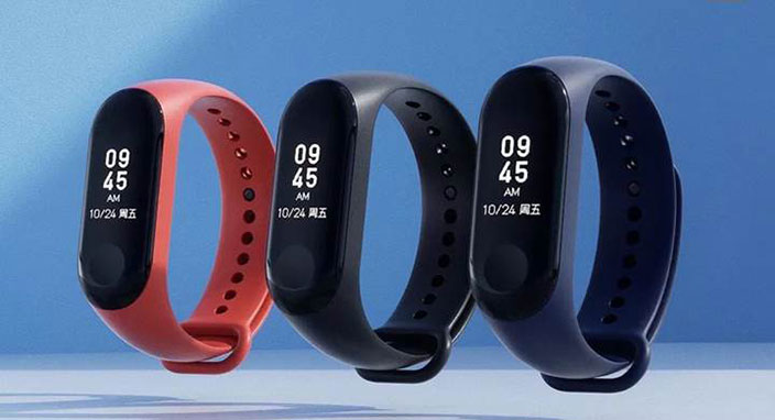 Xiaomi Mi Band 3 resmi olarak tanıtıldı