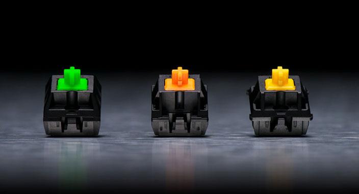 Razer MekanikSwitchler klavyelere geliyor!
