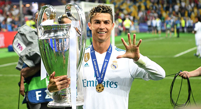 Ronaldo'nun veda mektubu sosyal medyada olay oldu