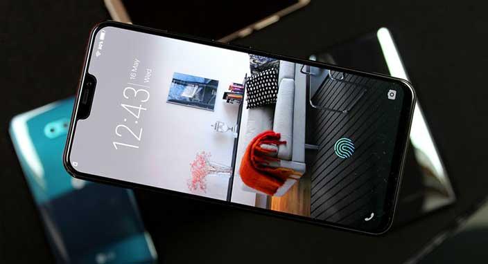 Ekrana yerleştirilmiş parmak izi tarayıcı, iPhone'cuların Android'e geçmesine neden olabilir