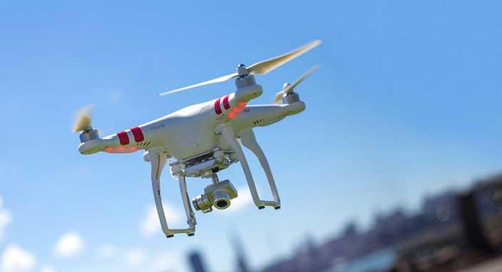 İzinsiz drone uçurana 11 bin TL para cezası kesilecek