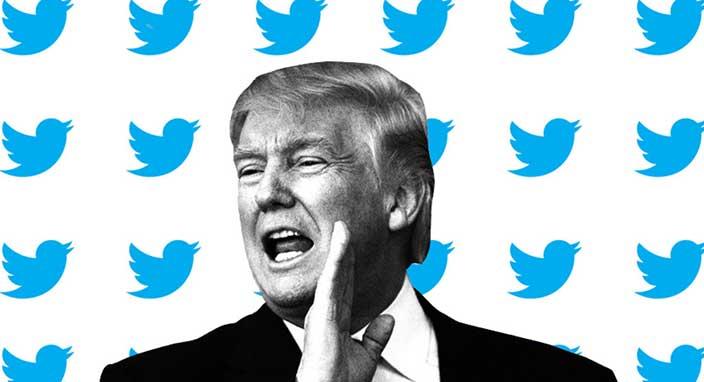 Twitter: Trump uygunsuz paylaşımlarına devam ederse engelleriz