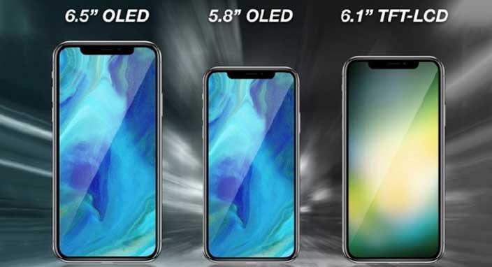 Apple'ın 6.1 inç LCD ekranlı yeni iPhone'un adı belli oldu