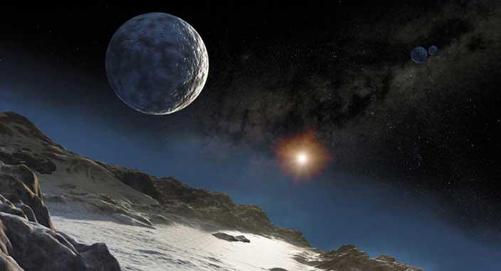 Plüton'un yeniden gezegen sayılması çağrıda bulunuldu