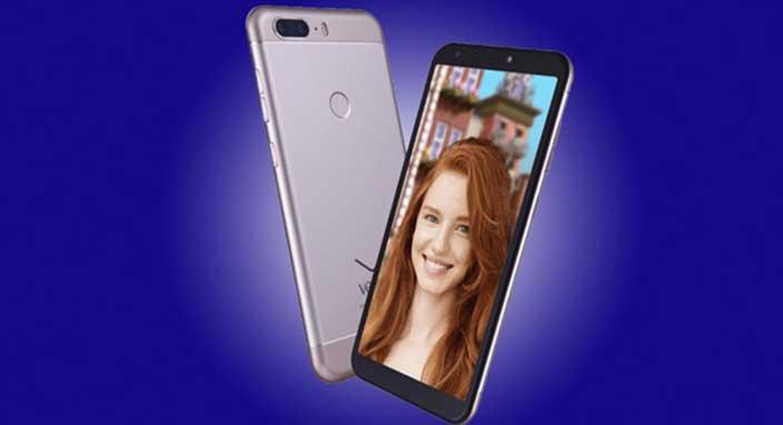 Hem ön hem de arkada portre modu sunan yerli telefon: Vestel Venus V6