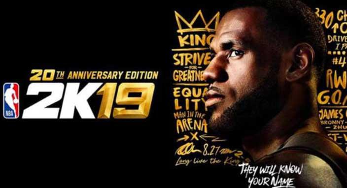 NBA 2K19 tüm dünyada piyasaya çıktı