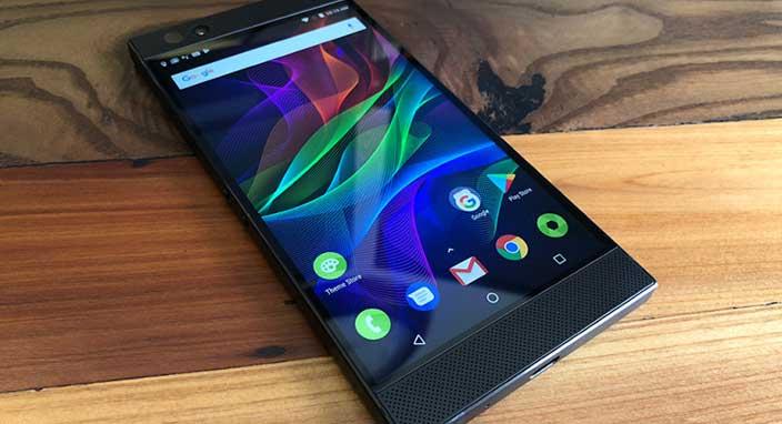 Razer Phone 2 Snapdragon 845 işlemci ve 8GB RAM ile gelecek