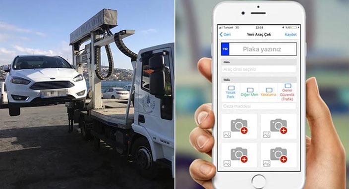 Aracınızın nereye çekildiğini akıllı telefonunuzdan nasıl öğrenebilirsiniz?