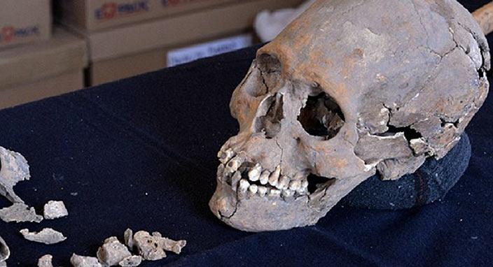Gizemli anomalilere sahip eski insanlar bulundu