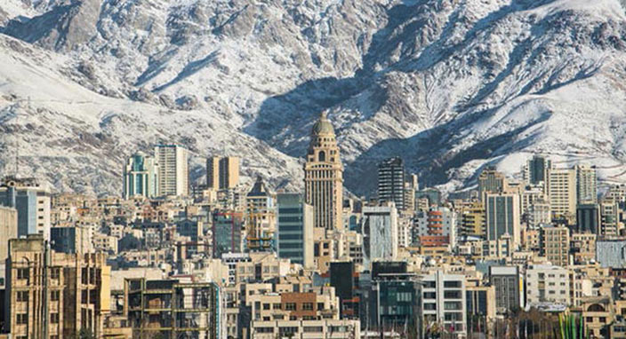 Tahran yılda 25 santimetre çöküyor