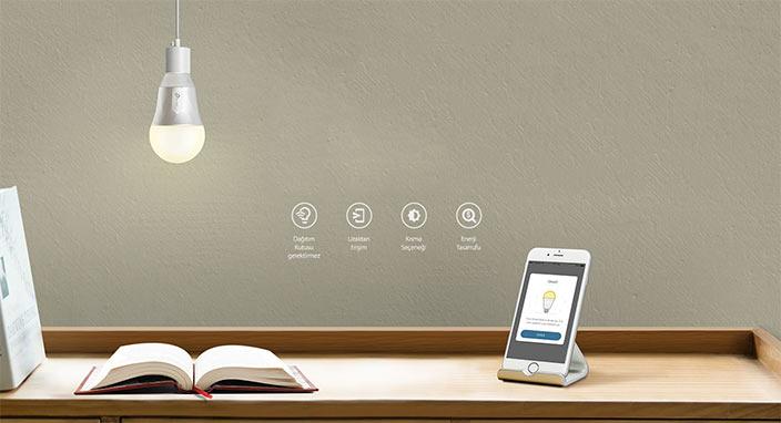 TP-Link akıllı Wi-Fi LED ampul inceleme