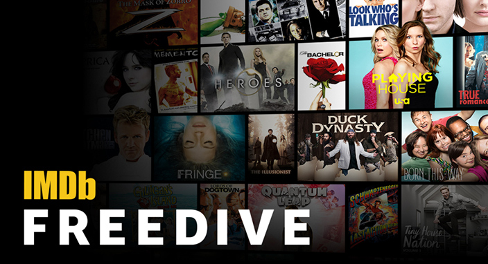 IMDb'den ücretsiz film ve dizi izleme servisi: IMDb Freedive
