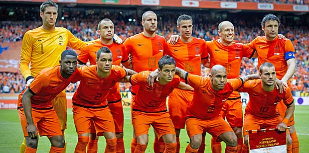 Fifa Dünya Kupası 2014 Hollanda Skorer