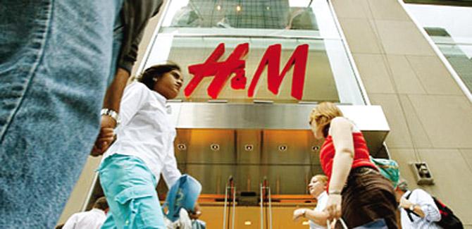 H&M'in ilk mağazası eylül ayında Forum İstanbul'da