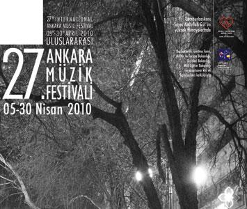 27. Ankara Muzik Festivali