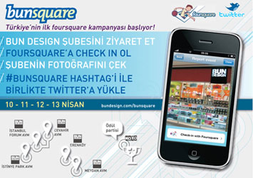 Facebook, Twitter… Sırada foursquare mi var?