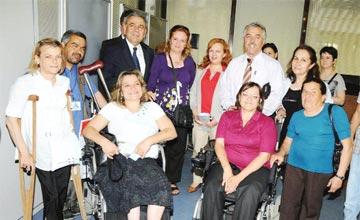 Engellilerden, Kocaoğlu'na ulaşımda sınırlama sitemi