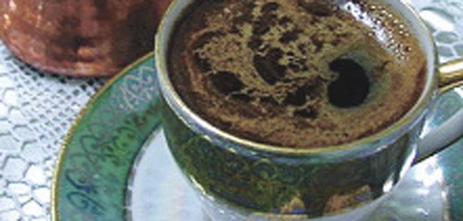 """Türk kahvesi nasıl """"gençleşir""""?"""