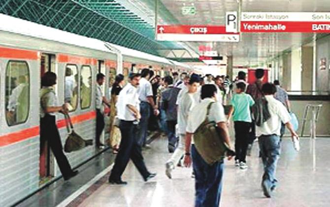 Çubuklu Metro İstiyor