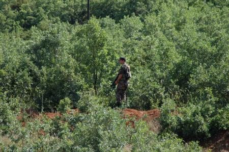 PKK Tunceli'de yol kesti, adam kaçırdı