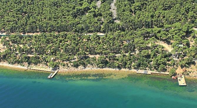 Büyükada'ya 'Kartal' iskelesi