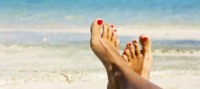 Ayaklarımızın bakımı