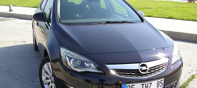 TEST: Opel Astra 1.3 CDTi Ecoflex