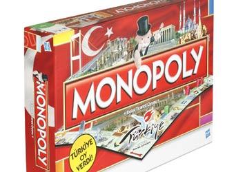 Huzurlarınızda Monopoly Türkiye!