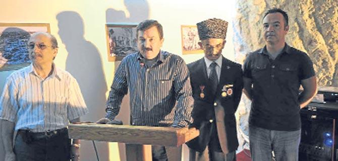 Buca'da, Milli Mücadele  ve 9 Eylül Müzesi kuruldu