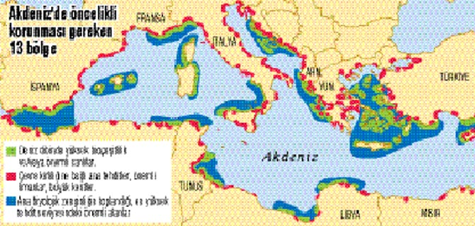 Akdeniz'deki büyük tehdit