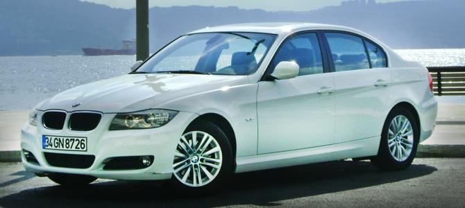 BMW 3.16 'yi test ettik!