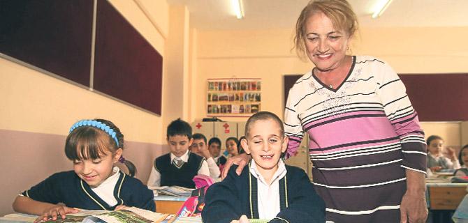 Fedakâr öğretmenin hayatı öğrencisi için değişti