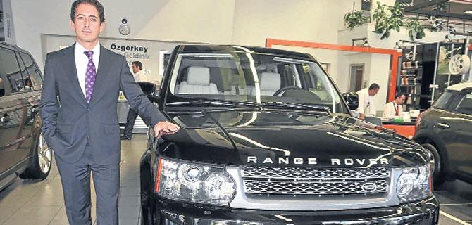 Özgörkey Otomotiv'de yüzde 50 büyüme sevinci