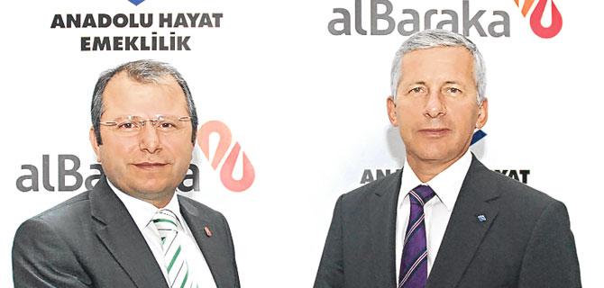 Anadolu ve Albaraka'dan 'faizsiz emeklilik' işbirliği
