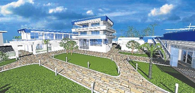 İzmir'e yeni cazibe merkezi geliyor