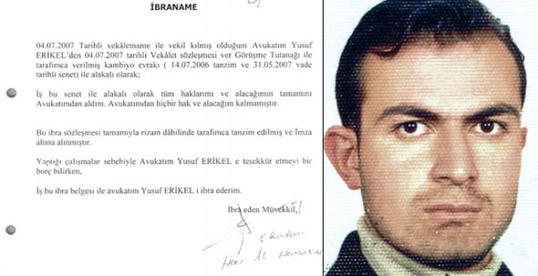 Kayseri skandalında şok belge
