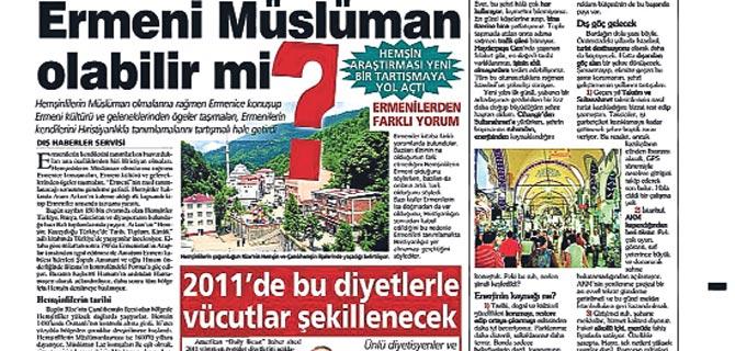 'THE HEMSHİN' TEPKİSİ