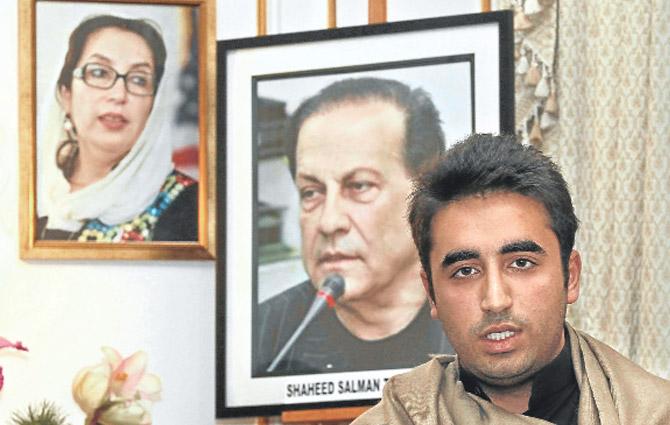 Benazir Butto'nun oğlu aşırı dincilere karşı 'cihad' ilan etti