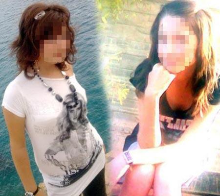 Kayıp iki kız defalarca tecavüze uğramış