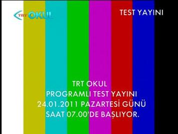 TRT Okul yayın hayatına başlıyor