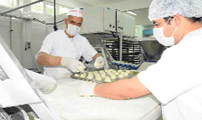 Ege Üniversitesi  organik ekmek üretiyor