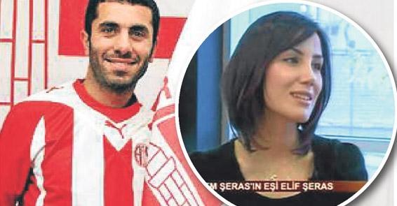 Ünlü futbolcuya, 'eşinden uzak duracaksın' cezası