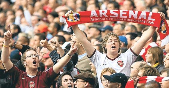Arsenal 'Sessiz Stan'in oluyor