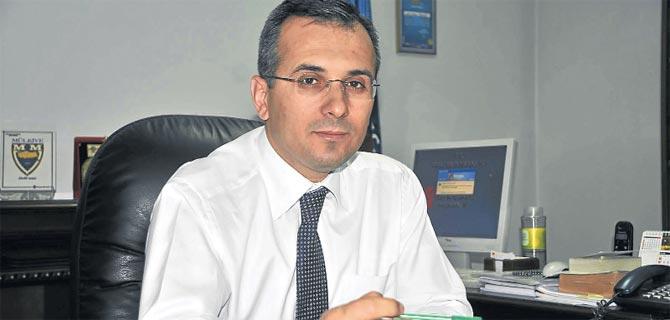 Manisa'da Eyüp Altan vergi şampiyonu oldu