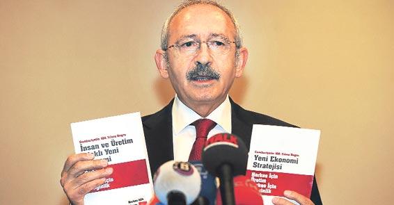 'Tasarrufları artırmayı' hedefliyor, 'Sosyal devleti ayağa kaldıracağız' diyor