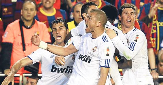 İspanya'nın Kralı Real