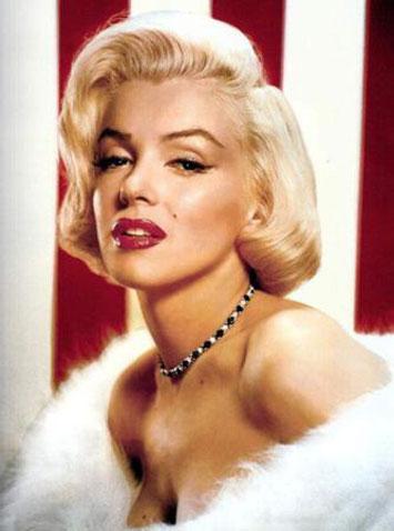 Marilyn Monroe makyajı