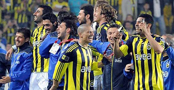 Avrupa rekoru Fenerbahçenin
